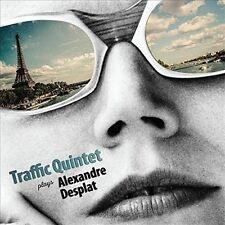 Traffic Quintet - Plays Alexandre Desplat [New CD]