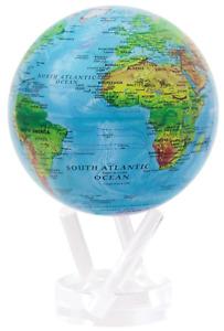Mova Globe Relief Map Blue RBE