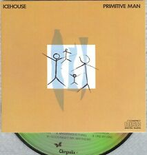 PRIMITIVE MAN BY  ICEHOUSE  (1982) CD   CHRYSALIS VK41390  UPC 04411413902