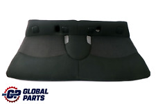 BMW Mini Clubman R55 Asiento Trasero Sofa Banco Sofá Paño Cosmos Carbón Negro