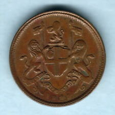 Penang - East India Co. 1828 Half Cent..  gVF