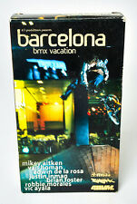 Rare Barcelona VHS Tape BMX vacation video 411 Productions 2003