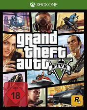 Xbox One Spiel Grand Theft Auto V GTA 5 NEUWARE