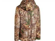 NWT Under Armour Scent Control Fleece Hoodie Realtree Camo YOUTH L XL 1248041