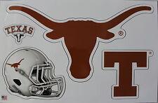 X LargeUniversity Texas Longhorns Team Magnet Football Helmet NCAA