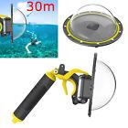 TELESIN Dome Port 30M Underwater Diving Camera Lens Case Cover for GoPro Hero 8