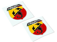 ABARTH Classic Retro Car Motorcycle Decals Stickers