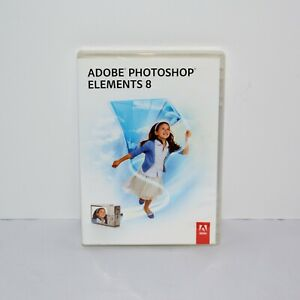 ADOBE Photoshop Elements 8 - With Serial Numbers