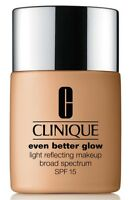 CLINIQUE Even Better Glow Light Reflecting Makeup SPF15 .41 oz  Your Choice NEW