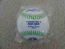 Pecos League ROSWELL INVADERS~Lime Green Laces (NEW Minor League Baseball)