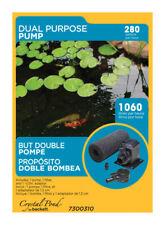 Beckett  290 hp Fountain Pump