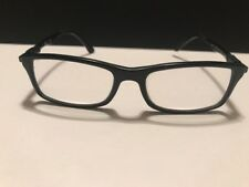 Ray-Ban RB7017 5196 Matte Black Rx Designer Eyeglass Frames 54-17-145mm Nice