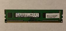 Samsung 4GB 1Rx8 PC3-12800U-11-12-A1 M378B5173DB0 -CK0 Desktop Memory DDR3 RAM