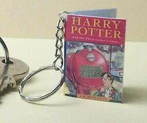 Harry Potter Keyring Keychain The Philosopher's Stone