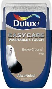 Dulux Easycare Washable & Tough Matt Tester Pot - 30ml - All Colours