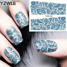 3D Tools Design DIY Water Transfer Sticker Decal Stickers Nail Art Sticker