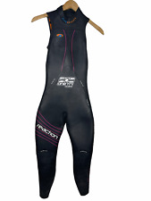 BlueSeventy Womens Triathlon Wetsuit Size WMS (Medium Small) Reaction Sleeveless