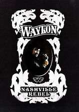DVD Waylon Jennings - Nashville Rebel NEW