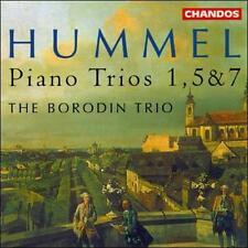 Hummel: Piano Trio Nos. 1, 5 & 7, New Music