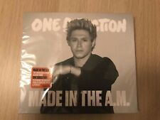 One Direction - Made in the AM (A.M.) CD - Niall Horan Exclusive Cover HMV (NEW)