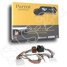 Parrot MKi9100 Bluetooth Freisprechanlage+Subaru Impreza Legacy Outback Adapter