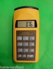 Entfernungsmessgerät Messgerät Laser Entfernungsmesser Ultraschall
