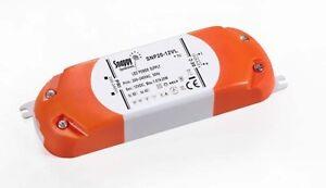 alimentatore SNAPPY strisce striscia led 12V 20W SLIM driver power supply 1,67A