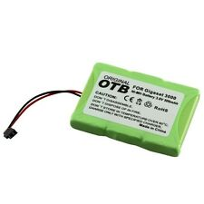 BATTERIA per Siemens Gigaset 3000 Micro 3010 Micro NiMH Battery 500 mAh