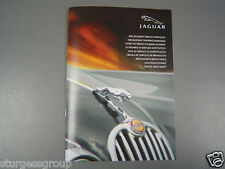 Jaguar Replacement Service Record Book 2000 to 2008MY XJ XK S TYPE X TYPE XKR