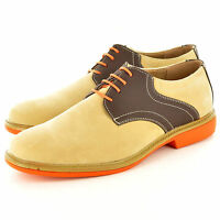 New Men's Casual Formal Lace Up Brogue Designer Shoes In UK Sizes 6 7 8 9 10 11