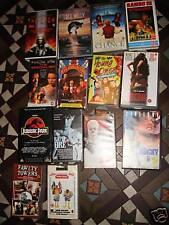 Wholesale job lot  vhs films  bargain dont miss