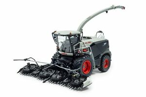 MAR2108 - Claas Jaguar 990 With Orbis 750 Black-Red Limited To 250 Pcs
