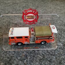 Code 3 Firehouse Expo 2003 Limited Edition