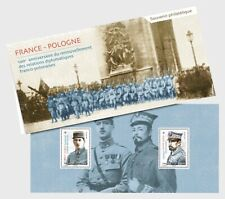 France 2019 - Joint Issue France - Poland  (philatelic souvenir)