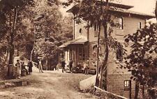 2512) COLONIA ARNALDI (USCIO, GENOVA) PADIGLIONE DELLA POSTA E PRIVATIVA VG 1946