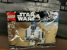 New Lego 30611 Star Wars R2-D2 Polybag New in Bag - Promo Item - Never Opened
