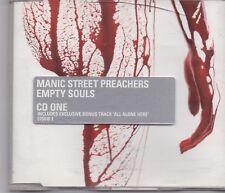 Manic Street Preachers-Empty Souls cd maxi single 2 tracks