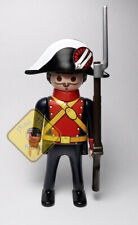 PLAYMOBIL CUSTOM ☆ POLICIA ☆ GUARDIA CIVIL - UNIFORME INVIERNO (FUNDACION 1844)