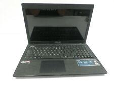 "Asus X55U 15"" Laptop 250GB HDD 2GB RAM AMD E2 @ 1.70GHz *BOOTS TO BIOS*"