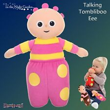 In the Night Garden 22cm Talking Tombliboo - Eee Plush Soft Toy with Sound