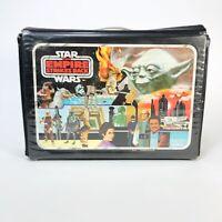 """1980 Kenner Star Wars Figurine Case  12"""" x 9"""" x 3.5"""""""