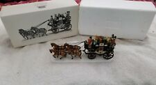 "Department 56 ""Holiday Coach"" Heritage Village Collection #5561-1 (Pre-Owned)"