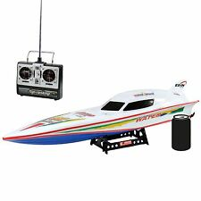 Radio Remote Control RS 7000 Stealth EP Racing Speed Boat RC Racing Double Horse