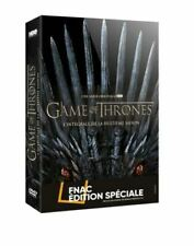 GAME OF THRONES Le Trône de Fer - SAISON 8 EDITION FNAC - COFFRET DVD NEUF/CELLO