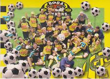 Postcard Roda JC Kerkrade Roda JC Rakkers 2003