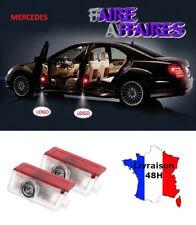 Projecteurs seuil de porte logo MERCEDES AMG Classe A B W176 W177 W242 W246 #1