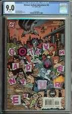 Batman: Gotham Adventures #45 CGC 9.0 Harley Quinn Joker Cover