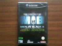 """Men in Black II: Alien Escape"" Nintendo GameCube Game NEW/Sealed (PAL)"