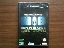 """Men in Black II: Alien Escape"" Nintendo GameCube Game NEW/Sealed (PAL)"