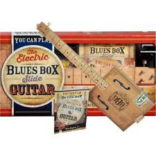 The Electric Blues Box - Bausatz für Cigar Box Gitarre